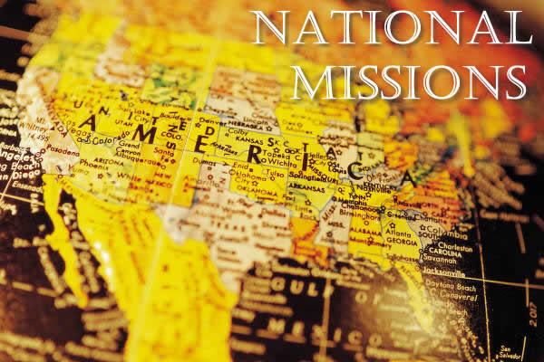 National Missions Button