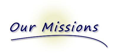 Our Missions Title