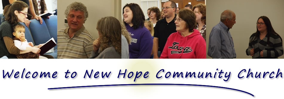 Welcome to New Hope Community Church